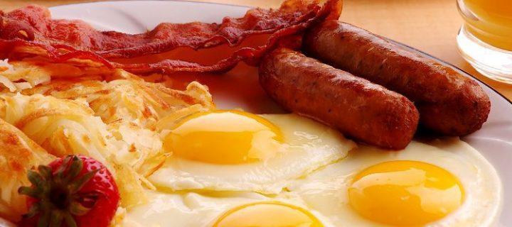 Breakfast Never Tasted So Good!